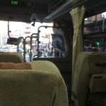 帰りは高速バス