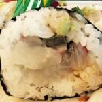白身の魚の太巻き