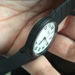 腕時計買った