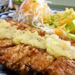 鉢の木@福島市 生姜焼き定食