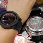 1,000円の腕時計が馬鹿デカくてお気に入り