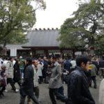 初詣は千葉の成田山新勝寺ではなく
