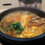 ユッケジャン麺