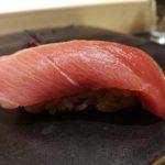 寿司で密談