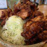名古屋で食べた 暴力的な唐揚げ