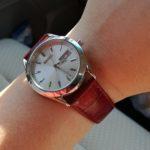 時計のバンドを買えてみた