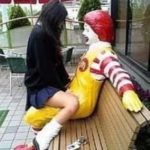 マクドナルドで女子高生が言ってた