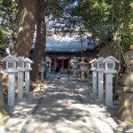 御朱印で有名な大原大宮神社