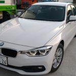BMWでロングドライブ