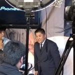 田中本部長きた!