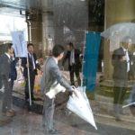 おだち氏 東上野のパチンコ村を練り歩くらしいよ